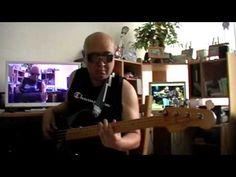 Bob Roha - Jazzfunk/Fusion Bassist in the Netherlands