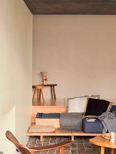 Living room - Levis Ambiance collection by Bruno Pieters
