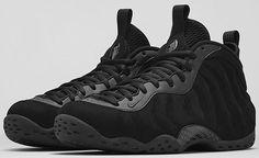 nike foamposite black nubuck Nike Air Foamposite One Triple Black Nike Free Shoes, Nike Shoes Outlet, Running Shoes Nike, Foams Shoes Nike, All Black Sneakers, Sneakers Nike, Adidas Shoes, Black Shoes, Nike Foamposite