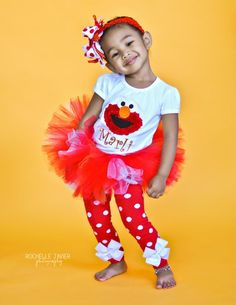 Homemade elmo costume halloween costume pinterest elmo costume red monster shirt or bodysuit for little girls fuzzy monster shirt perfect for birthday parties and shows solutioingenieria Choice Image