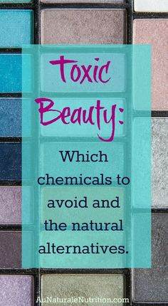 Natural Beauty Q's: Skin care, food, oils, health, toxins to avoid, and a holistic approach.