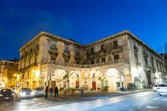 Catania in Sicily, Italy - also by night / Sizilien erleben – Catania am Abend – Stadtrundgang #sizilien #sicily #catania