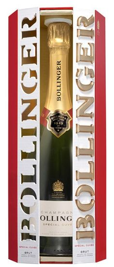 LIFE CAN BE PERFECT Magazine by Bollinger - The Pentagon - Special Cuvée is given a dynamically-shaped new presentation case Te bestellen bij ChampagneBabes. Bollinger Champagne, Bubbly Bar, Champagne Region, Grand Cru, Good Spirits, Cocktails, Sparkling Wine, Edible Flowers, Pentagon