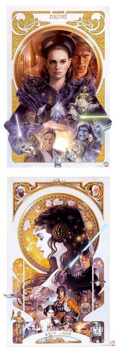 Skywalker Set by Tsuneo Sanda
