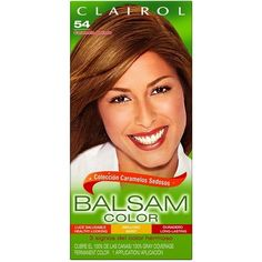 Clairol Balsam Hair Color, Light Golden Brown (54) -- Want to know more, click on the image.