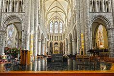 catedral saint michel bruxelas