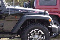 vinyl decals for jeep wranglers | Jeep Wrangler Vinyl and Color Decals and Stickers | The Pixel Hut