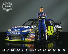 Jimmie Kenneth Johnson