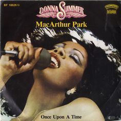 "Donna Summer, MacArthur Park, German, Deleted, 7"" vinyl single (7 inch record), Casablanca, BF18626, 155942"