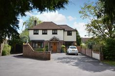 A simply stunning and beautifully presented four bedroom detached family home, has been improved to a high specification throughout and leads to a landscaped south facing garden. It is located in a private no-through road in the historic and picturesque Surrey village of Chiddingfold. EPC Current Rating: D  View more info on our website: http://burnsandwebber.com/display/249859