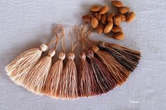 Wholesale Tassel 50 PCS CottonTassels Morocco Style by TTassel