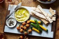 Heidi Swanson's Parmesan Cheese Spread ; olive oil ; white wine ; quick & easy ; veggie dip ; appetizer ; vegetarian