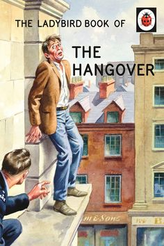"""Ladybird's new """"how it works"""" series for adults covers hangovers, wives and """"the hipster""""."""