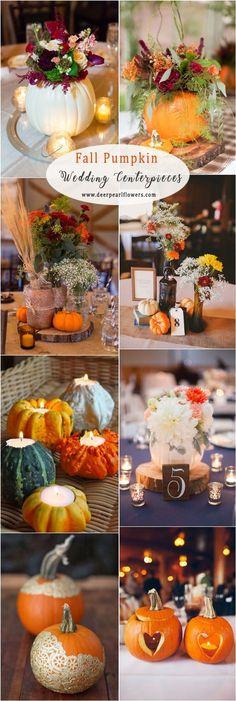 33 best pumpkin wedding centerpieces images white pumpkin rh pinterest com