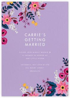 Inexpensive Wedding Venues In Pa Flower Invitation, Invitation Card Design, Wedding Invitation Design, Folk Art Flowers, Flower Art, Wedding Shower Invitations, Invites, Art Folder, Inexpensive Wedding Venues