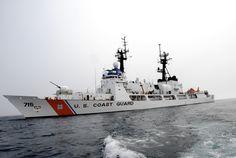 USCGC Hamilton (WHEC 715)