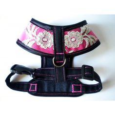 Softgeschirr Pink Belt, Pink, Accessories, Fashion, Fashion Styles, Small Dogs, Handmade, Belts, Moda