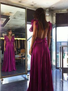 Madame Shou Shou designer Elina Kordali's tailor made collection Mom Dress, Dress Skirt, Dress Up, Open Dress, Lovely Dresses, Romantic Dresses, Sweet Dress, Classy And Fabulous, Evening Dresses