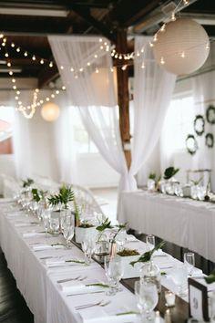 Elegant Minimalist Wedding Setups | Hong Kong Wedding Blog