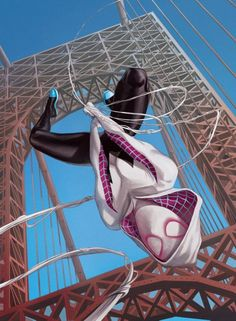 Spider-Gwen - Caio Cacau