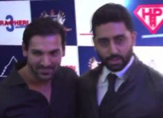 Abhishek Bachchan Still Has A Crush On John Abraham