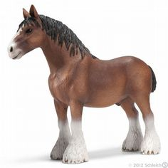 Schleich Clydesdale Stallion Farm Life Horses Sale 2020 The largest selection of Schleich toys Animals, Horses, Knights, Dinosaurs, Smurfs. Schleich Horses Stable, Clydesdale Horses, Horse Stables, Breeds Of Cows, Bryer Horses, Horse Gifts, Horses For Sale, Draft Horses, Pet Toys