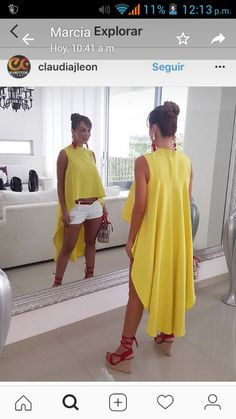 Pin on Dresses Short Outfits, Chic Outfits, Look Fashion, Womens Fashion, Mein Style, Grunge Style, Blouse Designs, African Fashion, Casual Looks