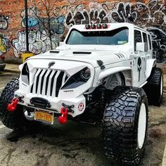 New Custom Cars Ideas Jeep Wranglers Ideas Auto Jeep, Jeep Suv, Jeep Cars, Jeep Truck, Wrangler Jeep, Jeep Wrangler Unlimited, Jeep Wranglers, Custom Trucks, Custom Cars