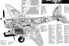 de havilland mosquito construction - Google Search