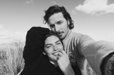Soul Mates: Alyssa Miller and Mark Wystrach   Free People Blog #freepeople