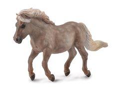 Pinto Stallion Baroque Chestnut 15 Cm Pferdewelt Collecta 88438 Animals & Dinosaurs Action Figures