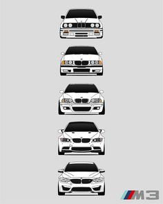 BMW Generations Geschichte Poster drucken – Colorful Car Posters – Join in the world of pin Auto Poster, Poster S, Car Posters, Poster Prints, Bmw M3 E90, E36, Bmw Car Models, Bmw Cars, Tuning Bmw