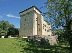 castello di magrano a gubbio