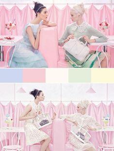 Louis Vuitton SS12: let's eat cupcakes, cookie | Elle Decoration South Africa