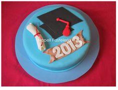 Torta Egresados. / Graduates Cakes