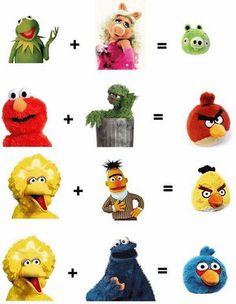 El verdadero origen de los Angry Birds