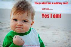 Yes, yes I am! - MilitaryAvenue.com