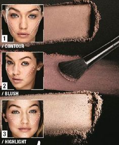 This contour kit looks really affordable, sold in drugstores. However, you'd have to use your own brush since the one that comes with it is poor quality for contouring.
