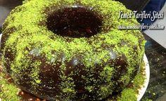 Vişneli Çikolatalı Yaş Pasta Tarifi