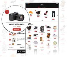 WordPress Pinterest eCommerce Theme