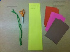 Cool foldable with directions
