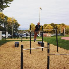 20 Free Outdoor Gyms In Montreal You Can Try This Summer