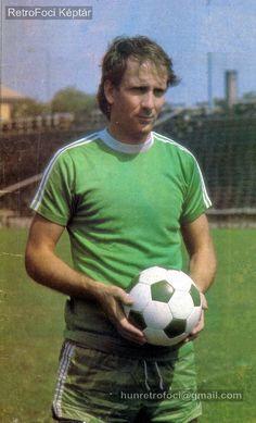 Foci Történelem: Nyilasi Tibor (Ferencváros) Sport Icon, Soccer Ball, Netherlands, Athlete, Sports, Hungary, The Nederlands, Hs Sports, The Netherlands