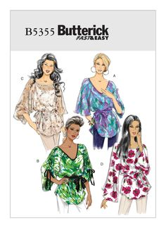 B5355 | Butterick Patterns