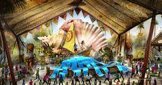 Moana's Village Festival, Hong Kong Disneyland