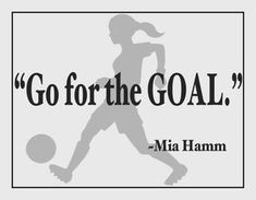 Quote Posters, Quote Prints, Mia Hamm, Soccer Motivation, Birthday Wall, Soccer Poster, Motivational Wall Art, Confidence Building, Printing Services