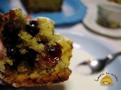 Torta al kefir e mirtilli, ricetta dolci