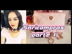 SARICOMPRAS PARTE 1 // COMPRAS Y REGALOS // SARA DICE !!!
