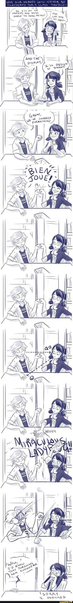 Lol this is great | Miraculous Ladybug