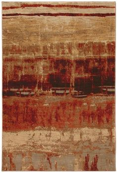 Karastan Mericourt Area Rug - Crimson Red - 114 in. x 155 in. * Continue to the product at the image link.